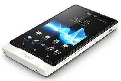 Sony Xperia Sola display quality