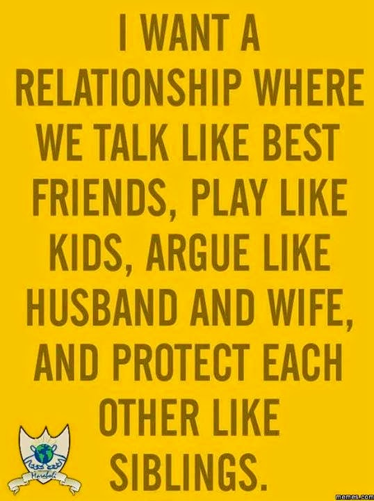 best relationship fight like husband and wife