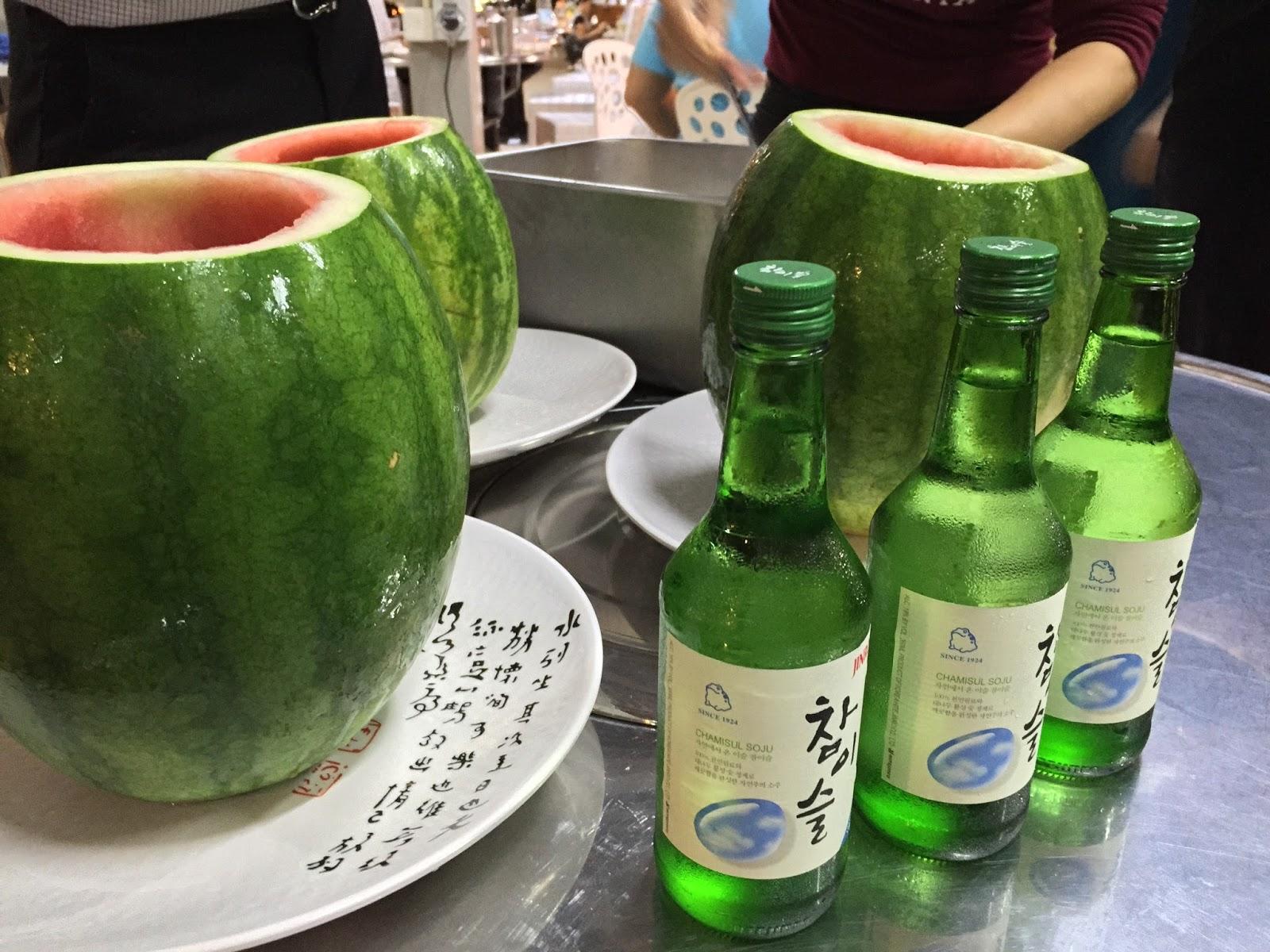 Yorijori Watermelon Soju 2