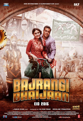 Bajrangi Bhaijaan (2015) Movie Poster
