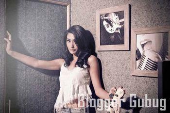 foto tyas mirasih majalah male blogger gubug