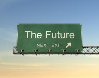 Future Exit Sign
