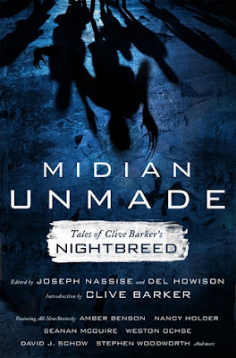 Midian Unmade Tales of Clive Barkers Nightbreed horror
