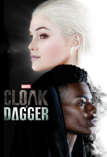 Marvels Cloak and Dagger 1° Temporada
