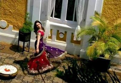 tamanna saree stills