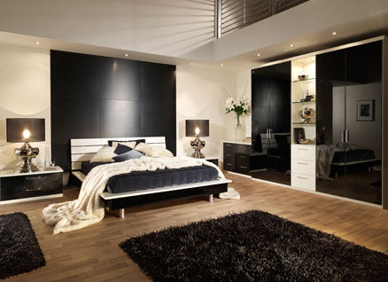 12 Ultra Chambres à coucher moderne styles ~ Design Interieur France