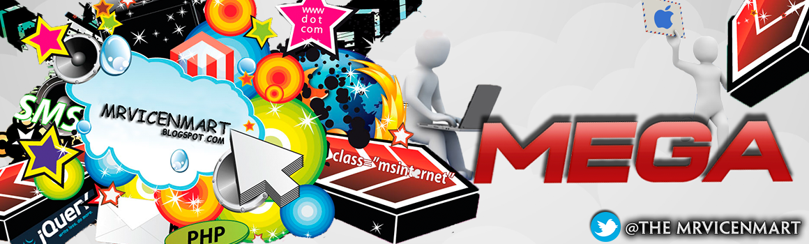 MrVicenmart Web - Descarga Enlaces Mega Peliculas Series
