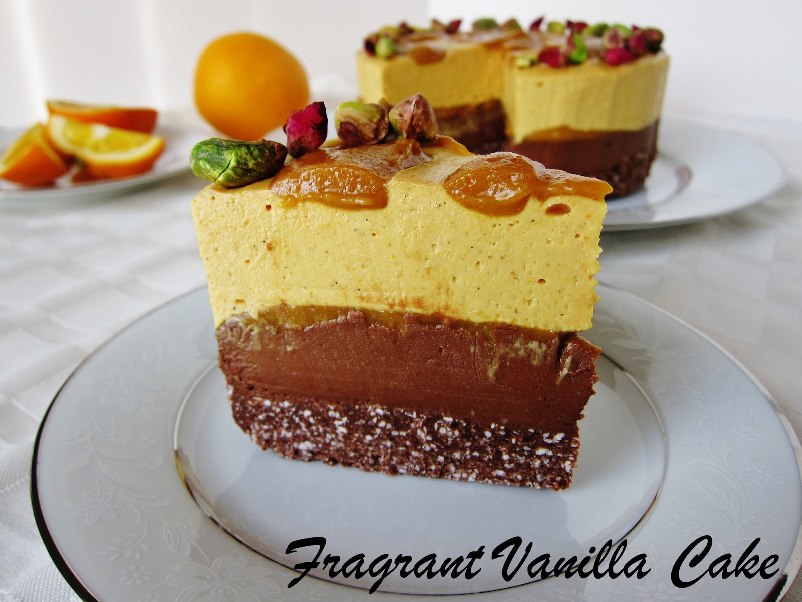 Fresh Coconut Mousse Cake Recipes — Dishmaps