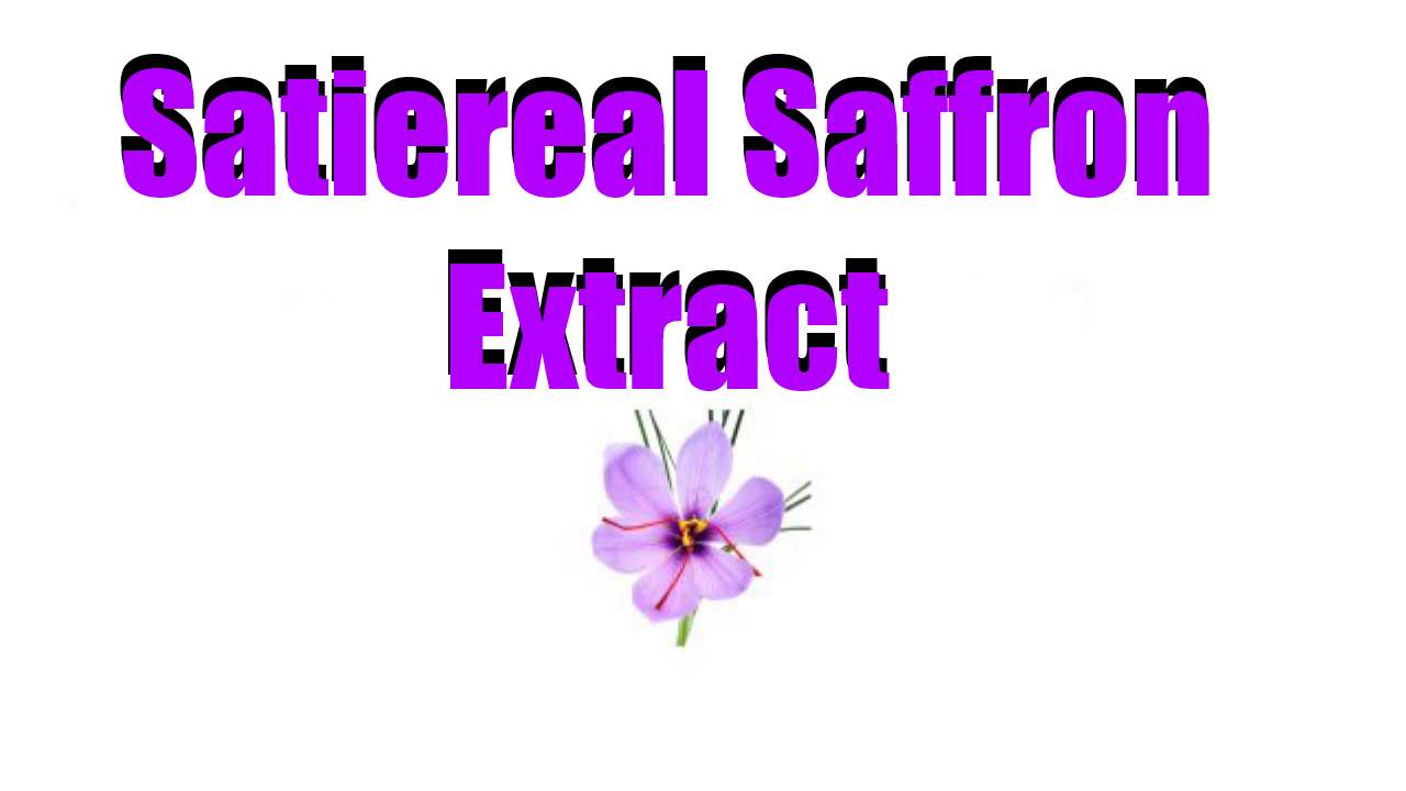 Satiereal Saffron Extract