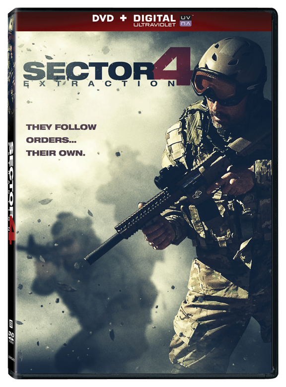 Sector 4 Extraction 2014 DVDRip 400MB