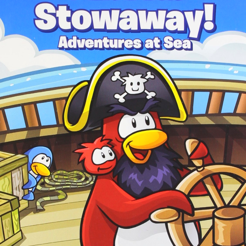 Club Penguin Stowaway Book Codes