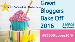 Great Bloggers' Bake Off 2016, Lemon & Thyme Meringue Pie