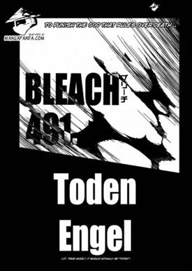 Bleach Mangá 491 Inglês akianimes.com