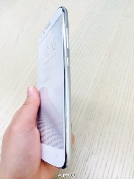 Spessore contenuto per il nuovo smartphone Octa-core di Huawei