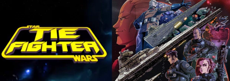 WATCH TIE Fighter on Star Wars Day