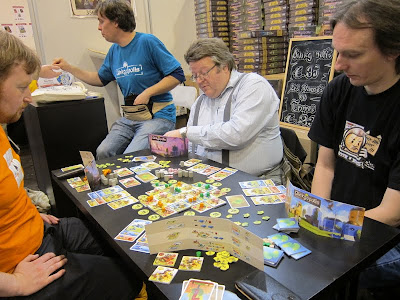 Ginkgopolis - The players