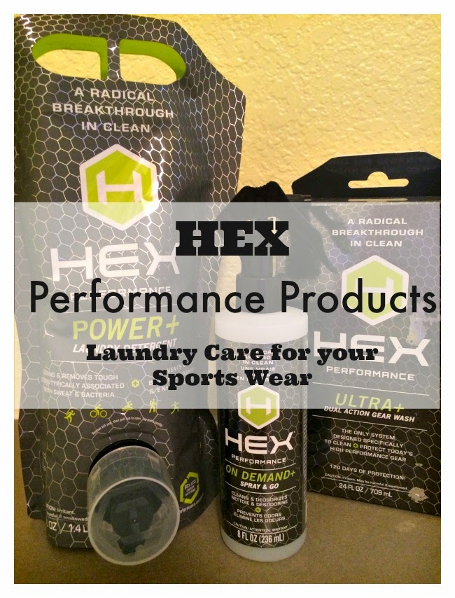 Hex Performance Products, Gear Laundry System, Sports Laundry Detergent