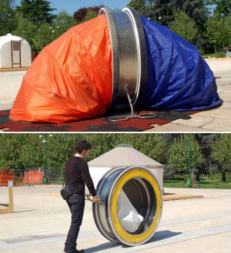 Homeless Shelter Design Ideas