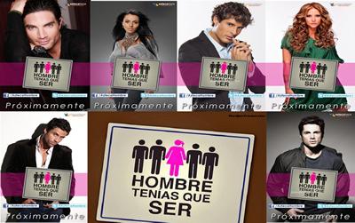 Ver Hombre Tenias que Ser TV Azteca 13 capítulos