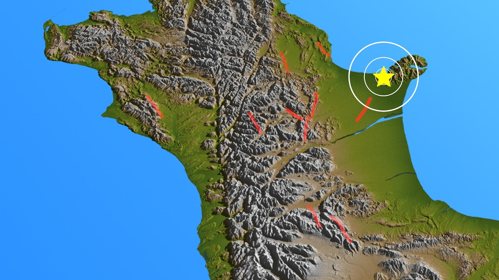 smaller quakes in the taupo volcanic zone