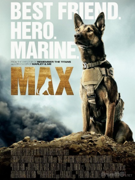 Chú Chó Max - HD