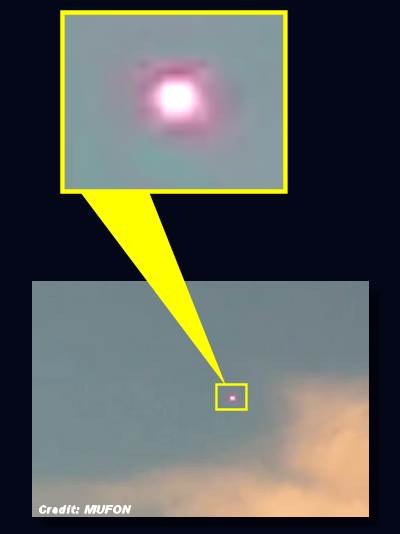 UFOs Video-Taped Over Colorado Springs Oct-14