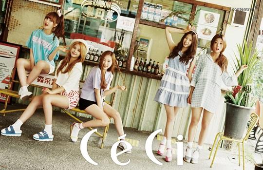 CLC Korean Girl Group