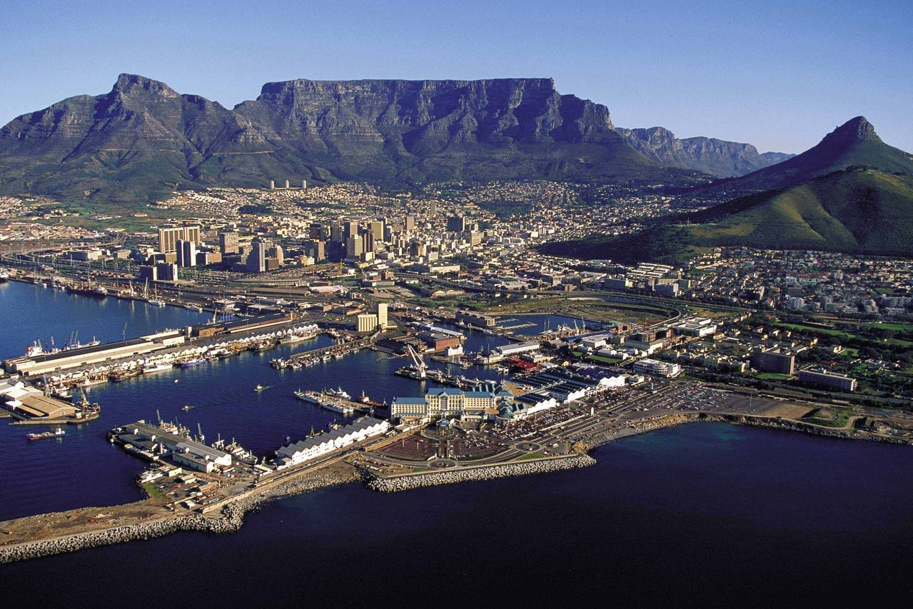 Cape Town, S. Africa