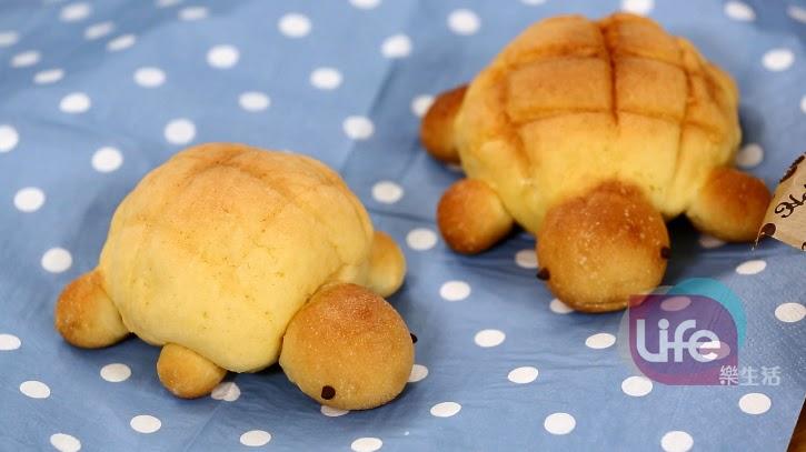 烏龜 菠蘿 麵包 材料 工具 麵包 材料 1 高筋麵粉 200g 2 ...