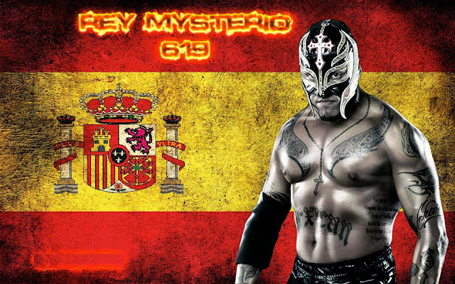 Rey Mysterio Hd Wallpapers Free Download