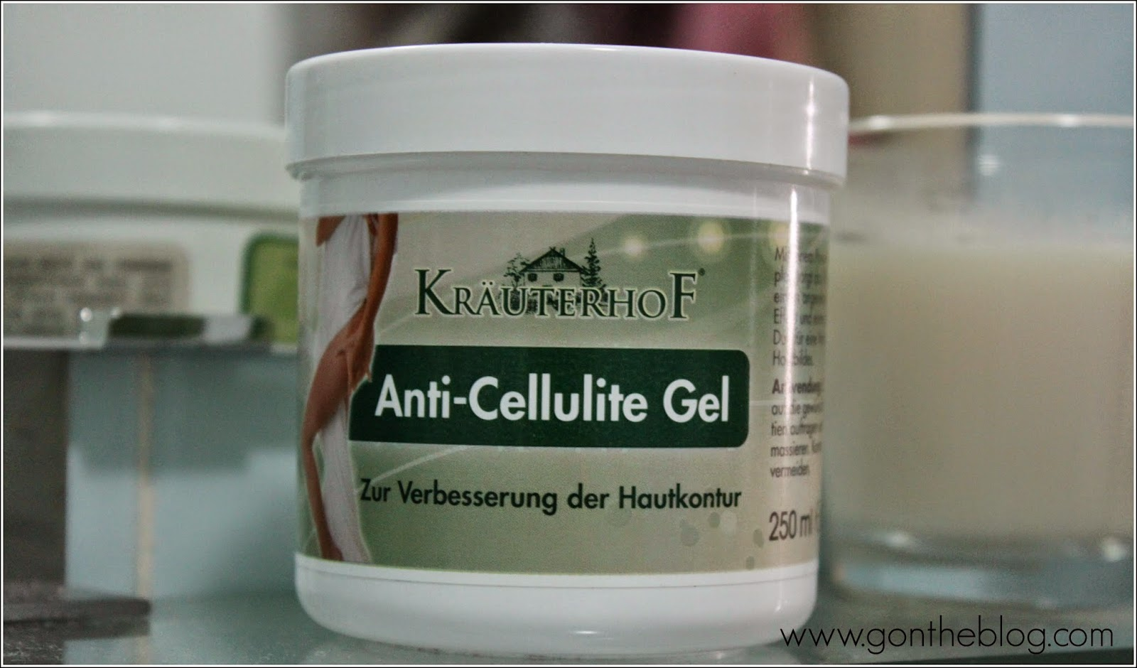 Krauterhof Anti-Cellulite Gel
