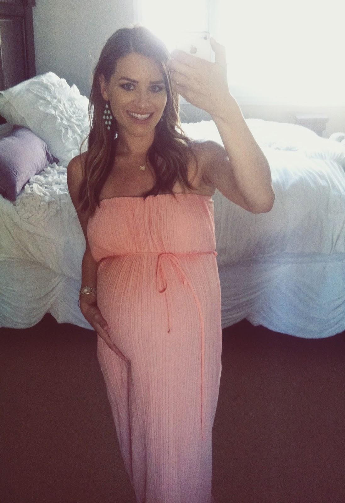 Tessa Rayanne What We Wear Pinkblush Maternity