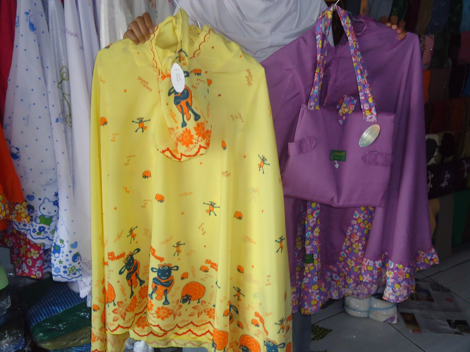 Jual Baju Anak Di Bandung Marketing And Dagang Mukena