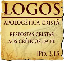 Visite o canal Logos Apologética Crista
