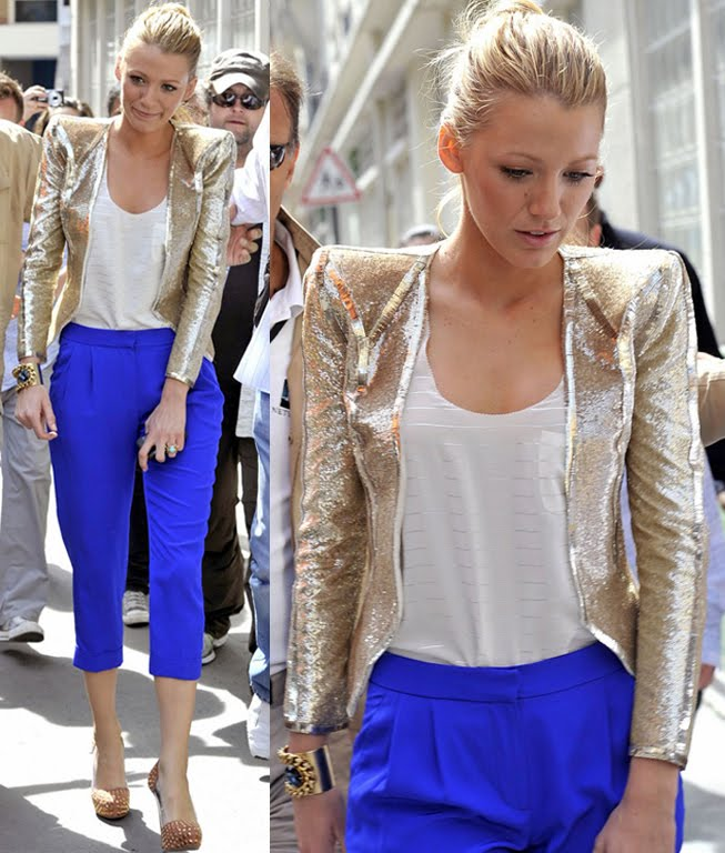 Golden Jackets: Blake Lively vs Victoria Secret Angels- Lo más de lo más