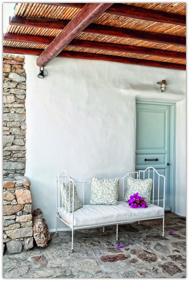 Bohemian House in Mykonos, Greece   09 Bohemian+House+in+Mykonos,+Greece