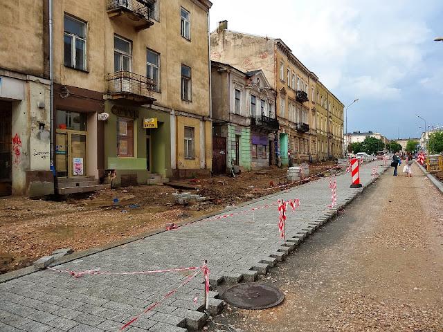 Rewitalizacja ulicy Mickiewicza