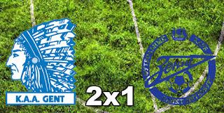 Gent 2-1 Zenit