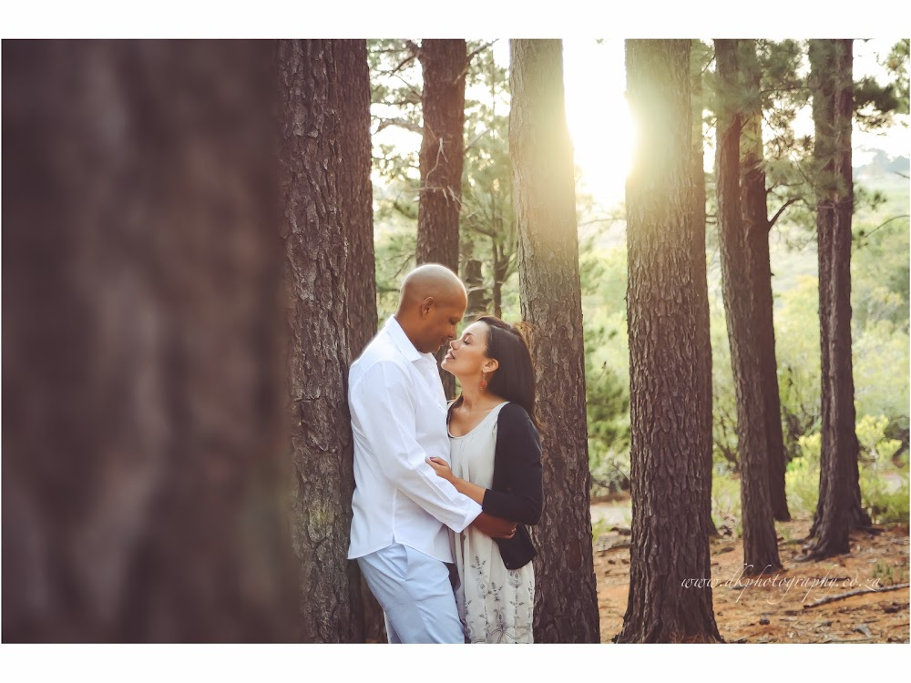DK Photography BLOGLAST-132 Franciska & Tyrone's Engagement Shoot in Helderberg Nature Reserve, Sommerset West  Cape Town Wedding photographer