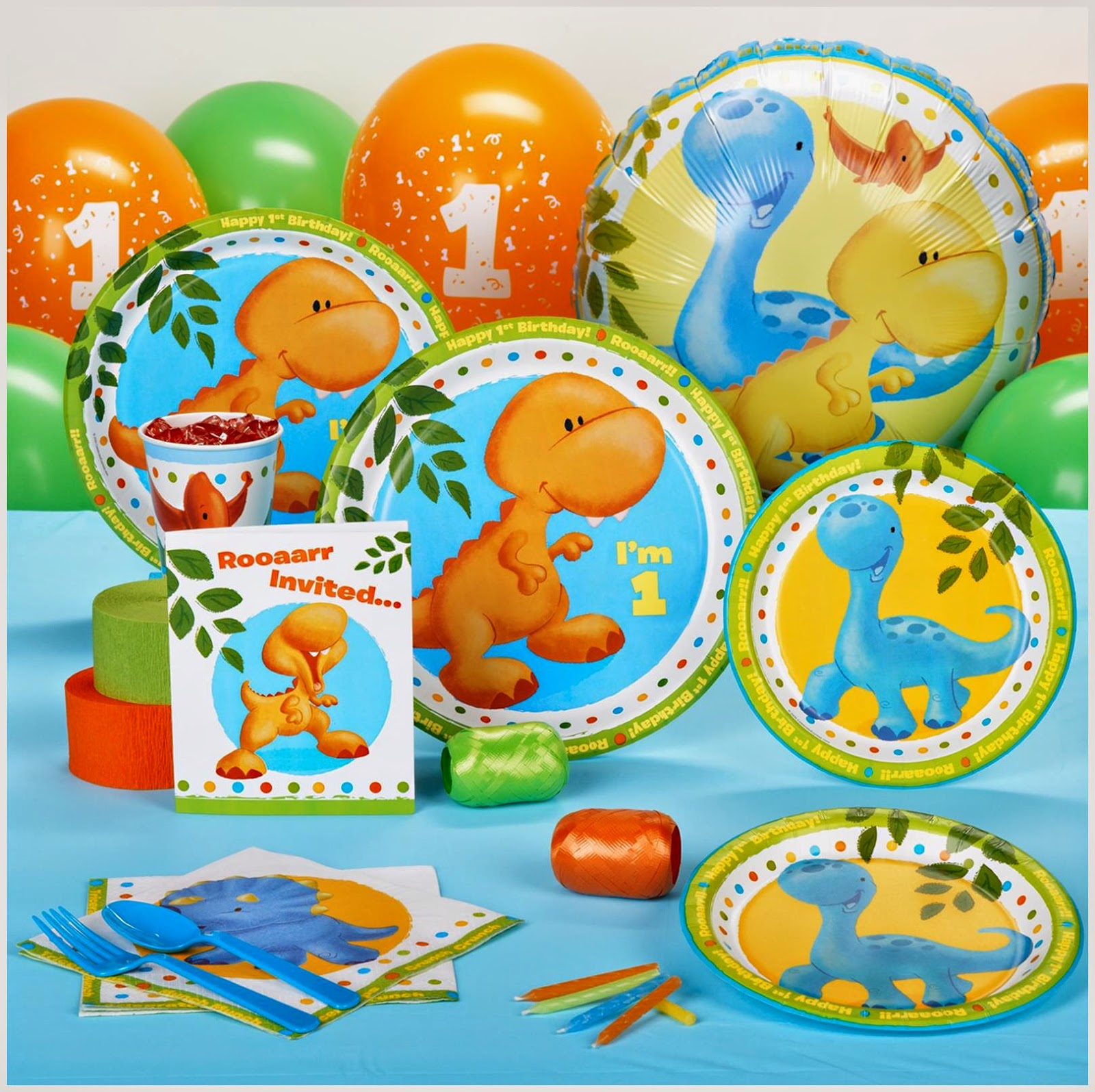 http://www.partybell.com/p-33974-little-dino-1st-birthday-standard-party-pack.aspx?utm_source=Blog&utm_medium=Social&utm_campaign=dragon-theme-party-ideas