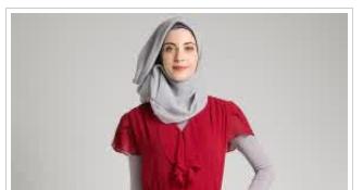 Gambar Fashion Terbaru Model Busana Muslim Wanita Modern