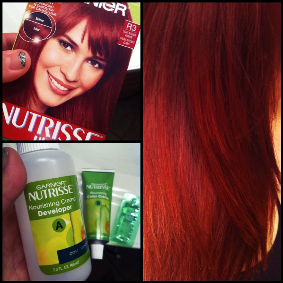Red Hair Color Nutrisse Red Hair And Brunette Ideas 2016