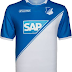 Lotto divulga as novas camisas do Hoffenheim