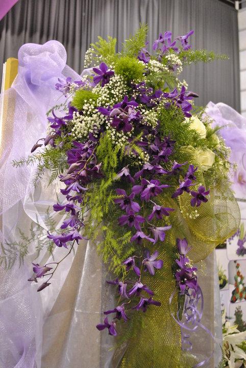 FEBRUARY FLOWER WEDDINGS