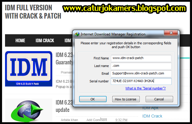 Internet Download Manager 621 Crack with Serial