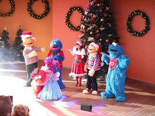 Navidad en PortAventura DSCF0332