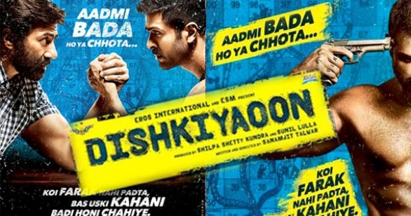 Watch Dishkiyaoon (2014) HD WebRip Hindi Full Movie Watch Online For Free Download