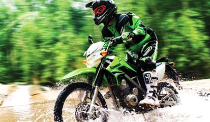New Kawasaki KLX 150S | Spesifikasi Lengkap dan Harga