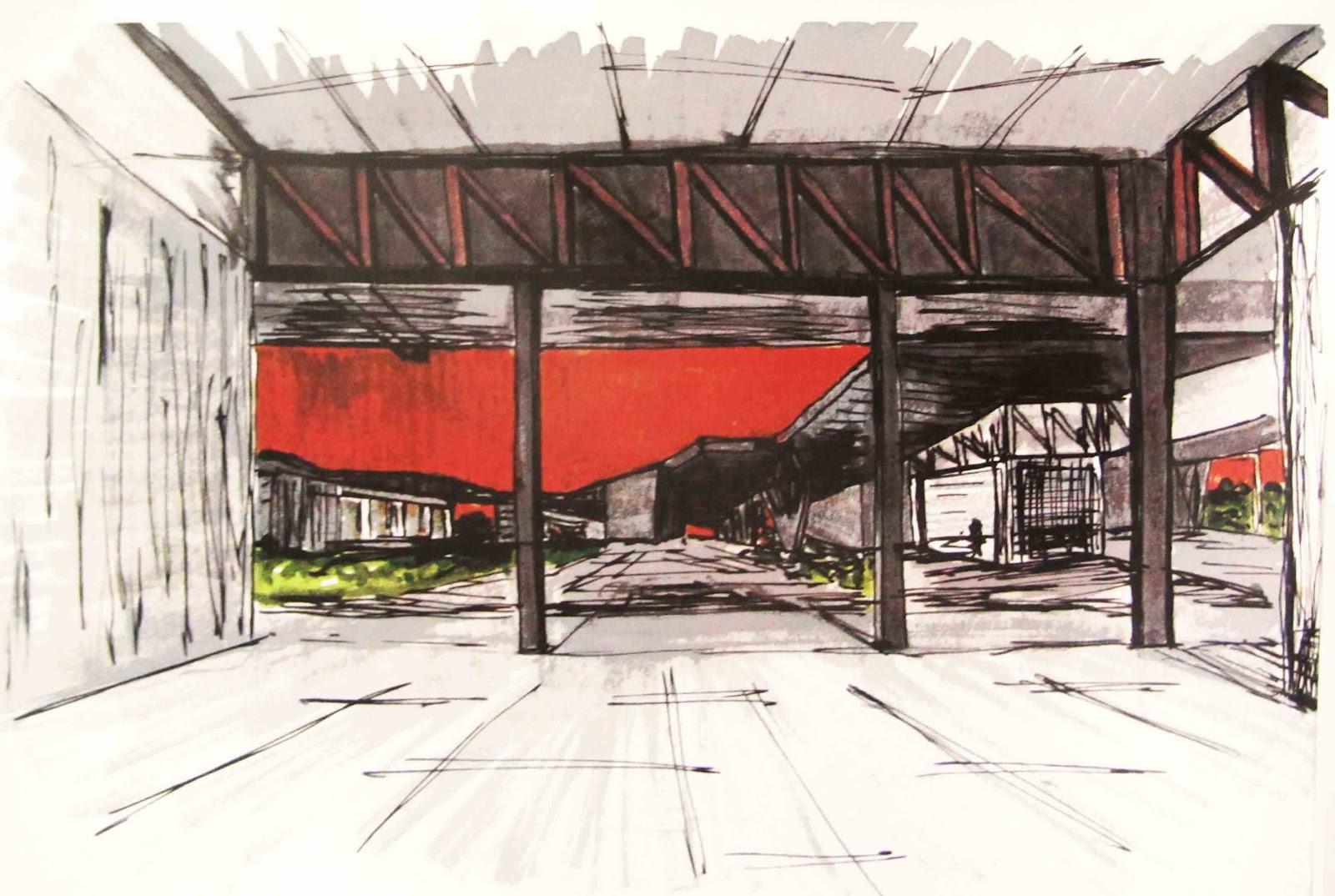 C tedra pedemonte arquitectura 3 a3 diagramaci n for Laminas arquitectura