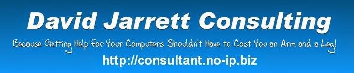 David Jarrett Consulting